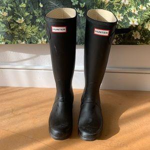Hunter Original Tall Waterproof Boots